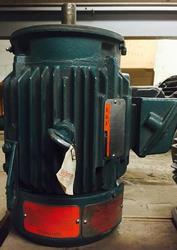 3 HP Reliance Motor 1800 RPM 182TC Frame TEFC