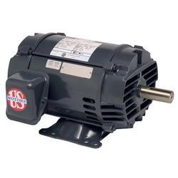 10 HP US Motor 1200 RPM 256T Frame ODP