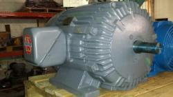 100 HP US Motors 3600 RPM 405TS Frame TEFC