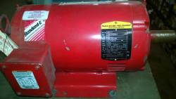 7-1/2 HP Baldor 1800 RPM 213T Frame ODP