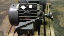 50 HP Leeson 1800 RPM 326T Frame Explosion Proof TEFC