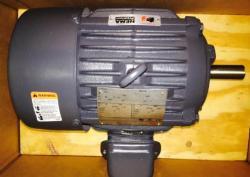 2 HP US Motor 3600 RPM 145T Frame TEFC - Cat. H2P1D