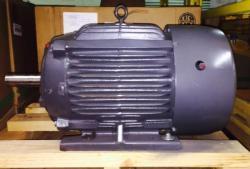 30 HP US Motor 1200 RPM 326T Frame TEFC - Cat. H30P3E