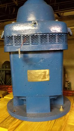 30 Hp Us Vertical Hollow Shaft 286tph Willier Electric