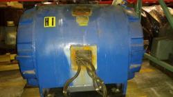 250 HP Allis Chalmers Motor 1800 RPM 586-S Frame ODP