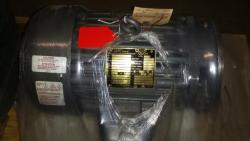 3 HP Baldor 1450 RPM 182TC Frame TEFC XP