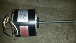 1/4 HP AO Smith Motor 1625 RPM 48Y Frame TEAO