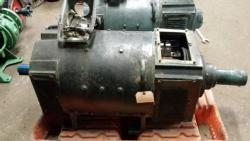 100 HP Fincor DC Motor 1750 RPM 368ATY Frame DPFG