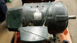 75 HP Fincor (Westinghouse) DC Motor 1750 RPM 406A Frame ODP