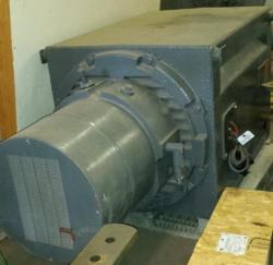 600 HP GE Synchronous Motor 720 RPM 8309S Fr 4160 Volt