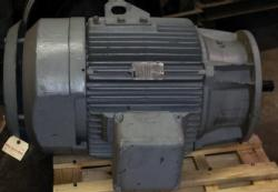 60 HP Reliance Vertical Solid Shaft 1800 RPM 364HP Frame TEFC