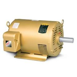 20 HP Baldor 1800 RPM 256T Frame ODP with Internal Aegis Bearing Protection Ring