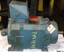 5 HP Reliance Motor 1800 RPM L2153C Frame TEFC
