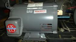 7-1/2 HP US Motor 1800 RPM 213T Frame ODP