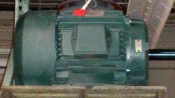 25 HP Reliance Motor 1800 RPM 284T Frame TEFC