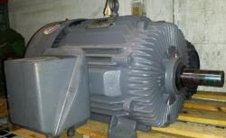 40 HP Marathon Motor 1800 RPM 324T Frame TEFC