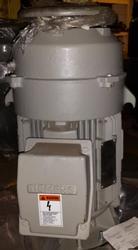 10 HP Siemens Motor 1800 RPM 215HP Frame TEFC