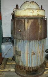 40 HP US Vertical Hollow Shaft 1800 RPM 324TP Frame TEFC
