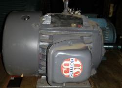 3 HP US Motor 1800 RPM 182T Frame TEFC