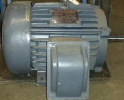 5 HP TECO Motor XP 1800 RPM 184T Frame TEFC