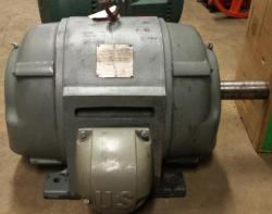 50 HP US Motor 1800 RPM 326T Frame ODP