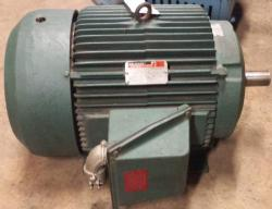 50 HP Reliance Motor 1800 RPM 326TS Frame TEFC