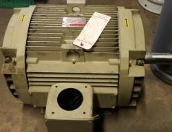 75 HP GE 1800 RPM 365T Frame ODP