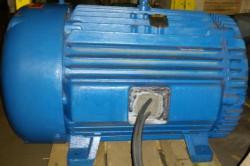 150 HP Baldor 1200 RPM 447T Frame TEFC