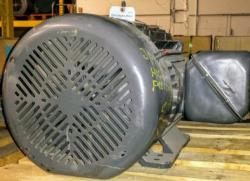 50 HP US Motor 3600 RPM 326TS Frame TEFC