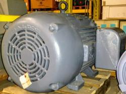 50 HP Baldor 3600 RPM 326TS Frame TEFC
