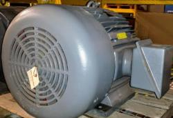 50 HP 2 Speed Marathon Motor 1800/900 RPM 364T Frame TEFC