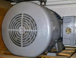 15/7.5/5/2.5 HP Reuland Variable Speed Electric Motor 365U Frame TEFC