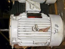 1-1/2 HP Reliance Motor 1200 RPM 180TC Frame TEFC