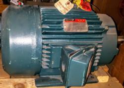15 HP Reliance Motor 1800 RPM 254T Frame TEFC
