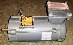 3/4 HP Baldor 1800 RPM 56C Frame TEFC XP