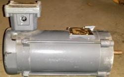 1 HP Baldor 1800 RPM 56C Frame TEFC XP