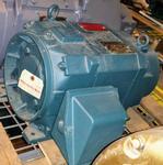 7-1/2 HP Reliance 1800 RPM L2158 Frame TENV