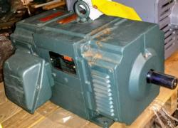 10 HP Reliance DC Motor 1800/2300 RPM 219AT Frame ODP