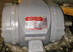15 HP Imperial Belt Drive Elevator Motor 1800 RPM 215T Frame ODP