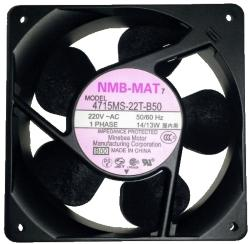 NMB-MAT Square Box Cooling Fan 4715MS-22T-B50