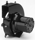 1/50 HP Draft Inducer Blower Assembly 3000 RPM #9438