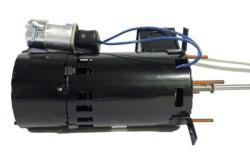 1/9 HP Draft Inducer Blower Motor 3000 RPM #D412