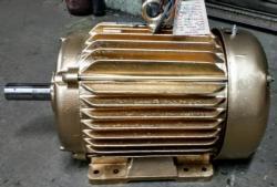 15 HP Baldor 1800 RPM 254T Frame TEFC