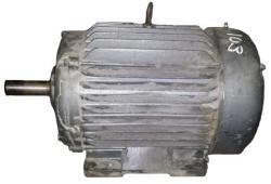 10 HP Baldor Motor 1200 RPM 256T Frame TEFC