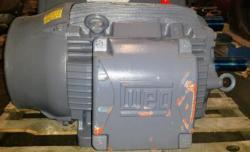 50/12.5 HP WEG 2 Speed Cooling Tower Motor 1800/900 RPM TEFC