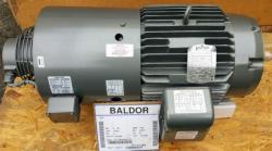 5 HP Baldor Motor 1800 RPM 184TC Frame TEBC