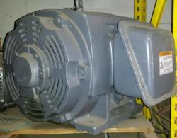 40 HP GE 1800 RPM 324T Frame ODP