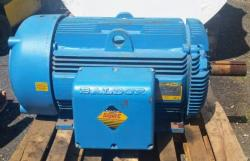 250 HP Baldor 1800 RPM 449T Frame TEFC