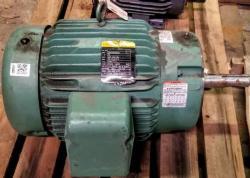 15 HP Baldor 3600 RPM 254JM Frame TEFC