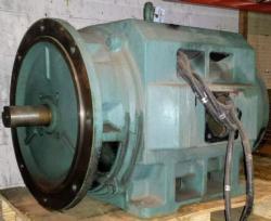 262 HP York Compressor Motor 3600 RPM 445TDZ Frame